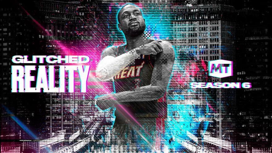 Realidad Defectuosa llega a 'NBA 2K21' para abrir la Temporada 6 de Mi Equipo