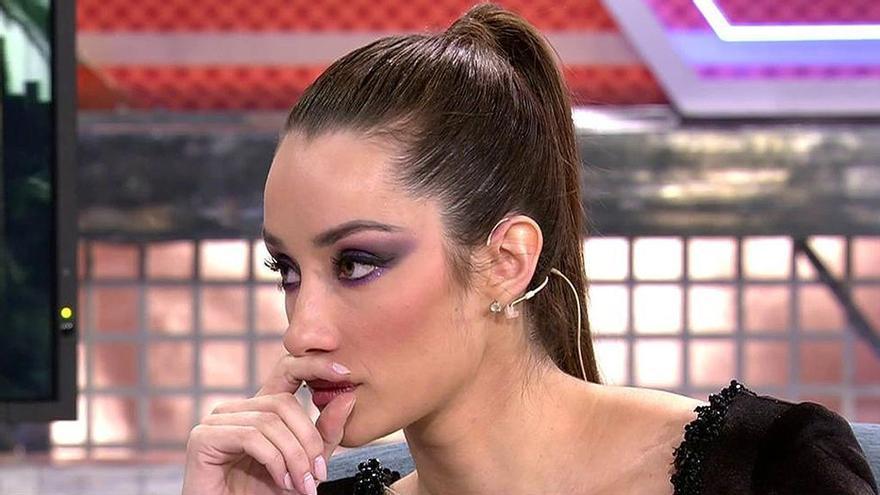 La reacción del novio de Adara tras ser pillado con otra por las cámaras de Telecinco