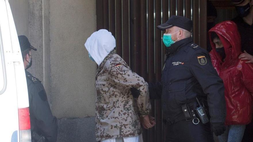El abogado de Rafael Amargo dice que la droga era para consumir