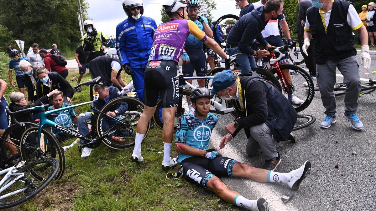 Tour de Francia: Etapa 1