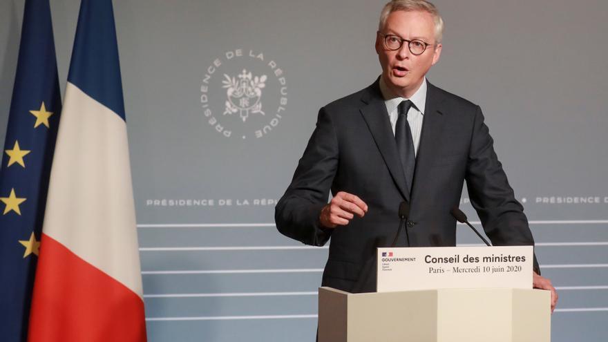 Francia prepara rebajas en el impuesto de sucesiones para reanimar la economía