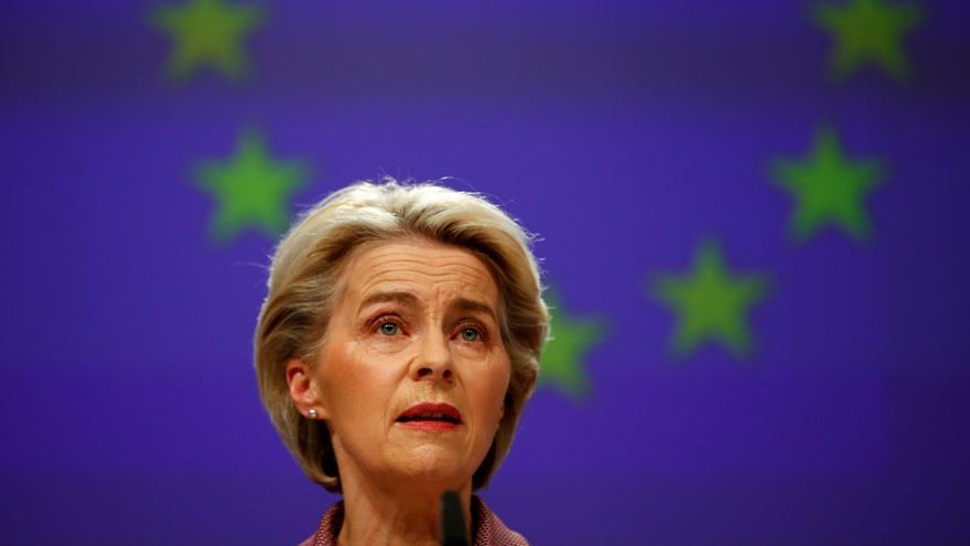La UE busca el compromiso del G20 de vacunar al 70% de la población mundial para junio