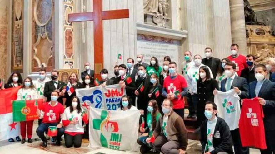 La Cruz de los Jóvenes llegará a Zamora el próximo 11 de septiembre