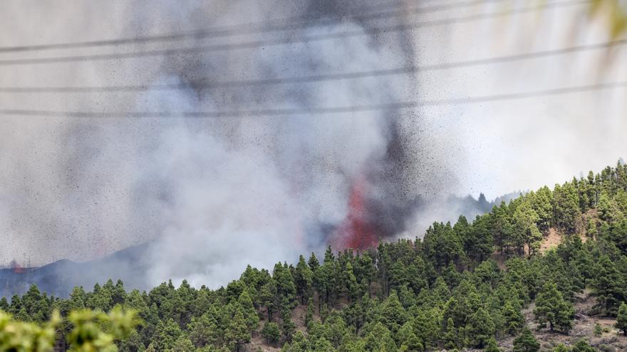 Las últimas erupciones volcánicas en España