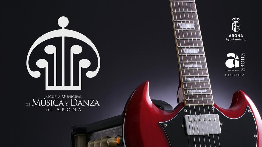 Concierto Taller de Guitarra y Bajo Eléctrico - Fin de Curso 2020/2021 de la EMMDA