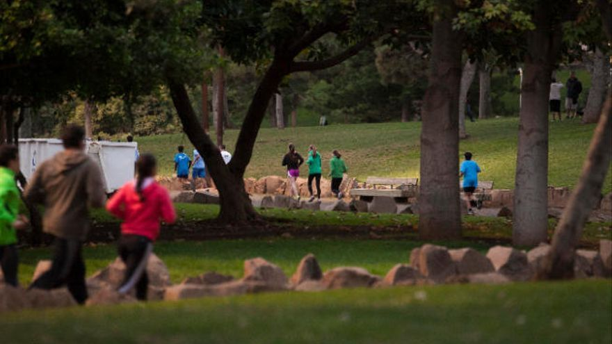 Santa Cruz requiere la reanudación de la obra del parque La Granja