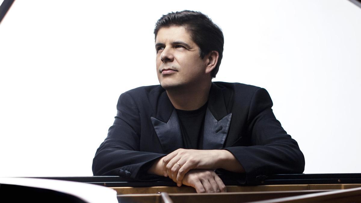 Javier Perianes interpretarà a l'Auditori de Castelló peces de Beethoven, Chopin, Granados i Liszt.
