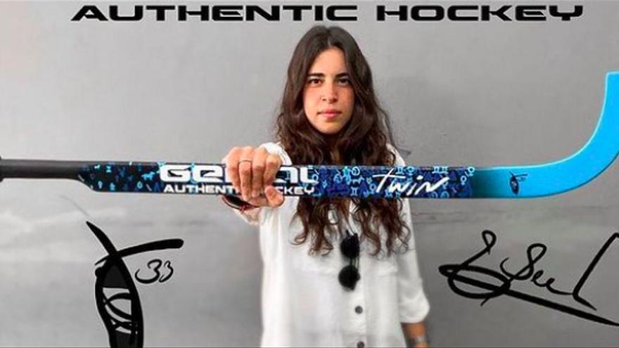 """""""Diagnóstico: conducta homosexual de alto riesgo"""": la jugadora de hockey patines Teresa Bernadas gana el partido"""