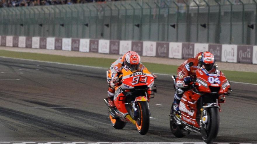 La FIM publica un calendario provisional para MotoGP 2021
