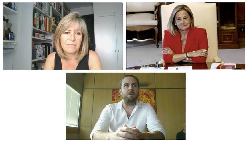 Silva y Marín ven reforzado el papel de las diputaciones y urgen manejar recursos europeos