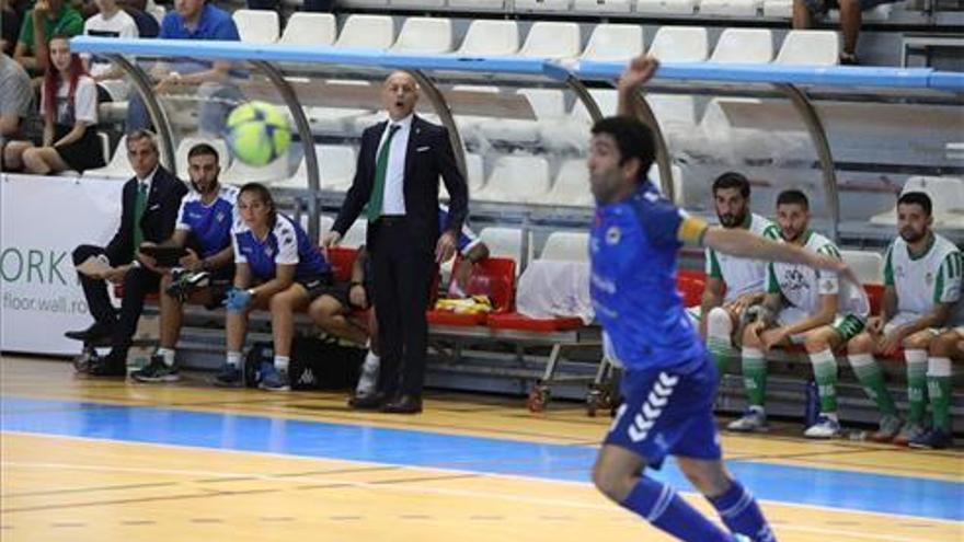 El Bisontes Castellón suma su primer punto ante el Barcelona B (2-2)