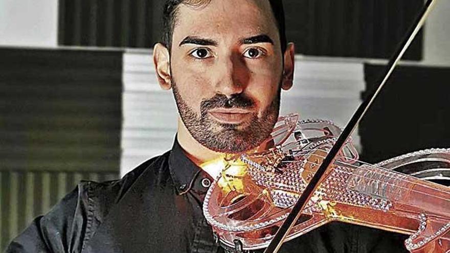 Miguel Forteza, el músico de calle que gana concursos