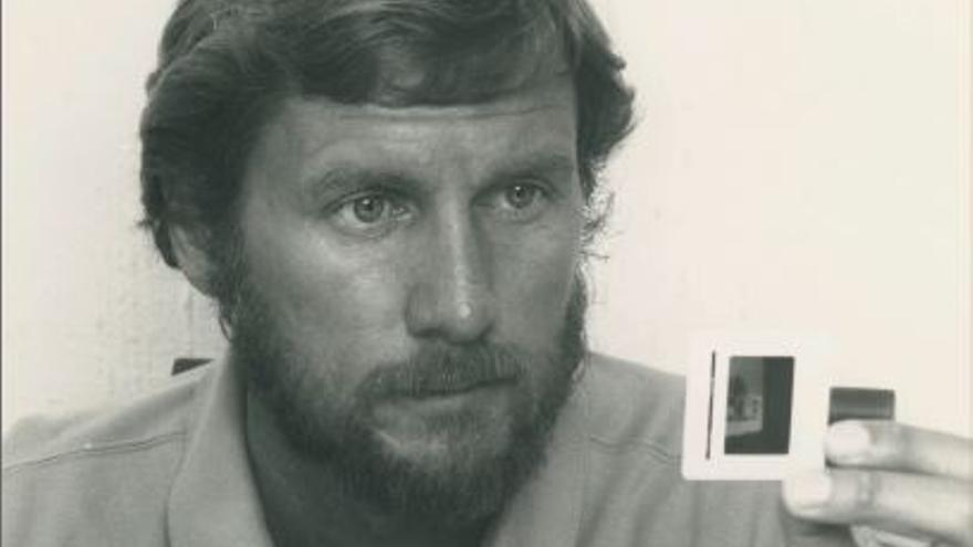 Muere en Palma Donald G. Murray, el ojo que captó el patrimonio de Mallorca