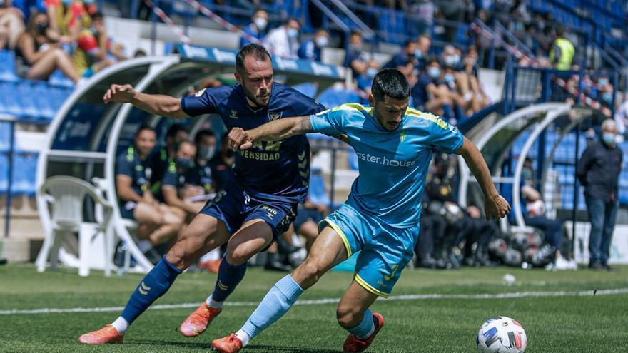 El UCAM Murcia termina segundo tras caer ante el Algeciras (1-2)