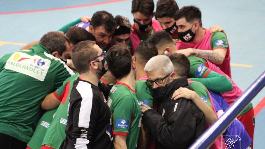 Fútbol Sala | InterSala Zamora juega una final en Salamanca