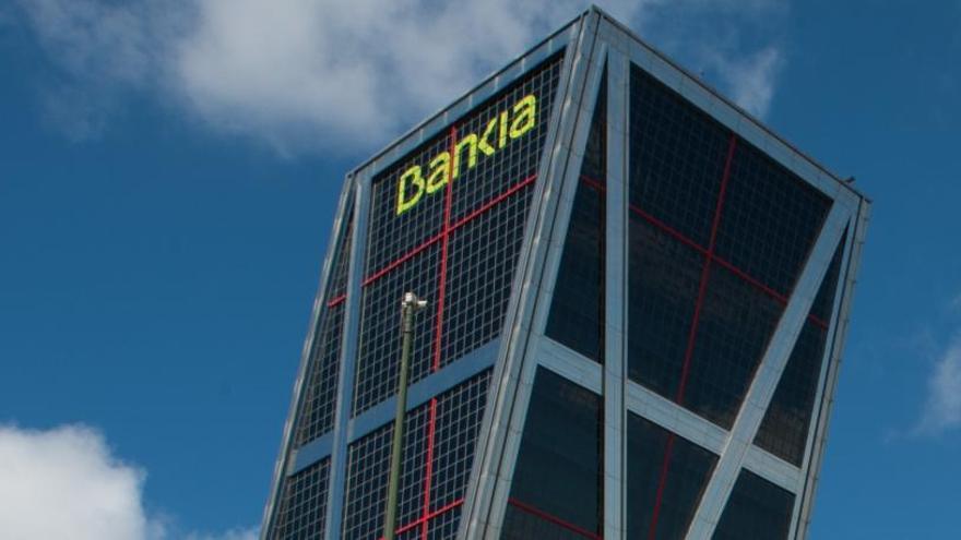 Bankia y sindicatos logran un acuerdo sobre el ERE