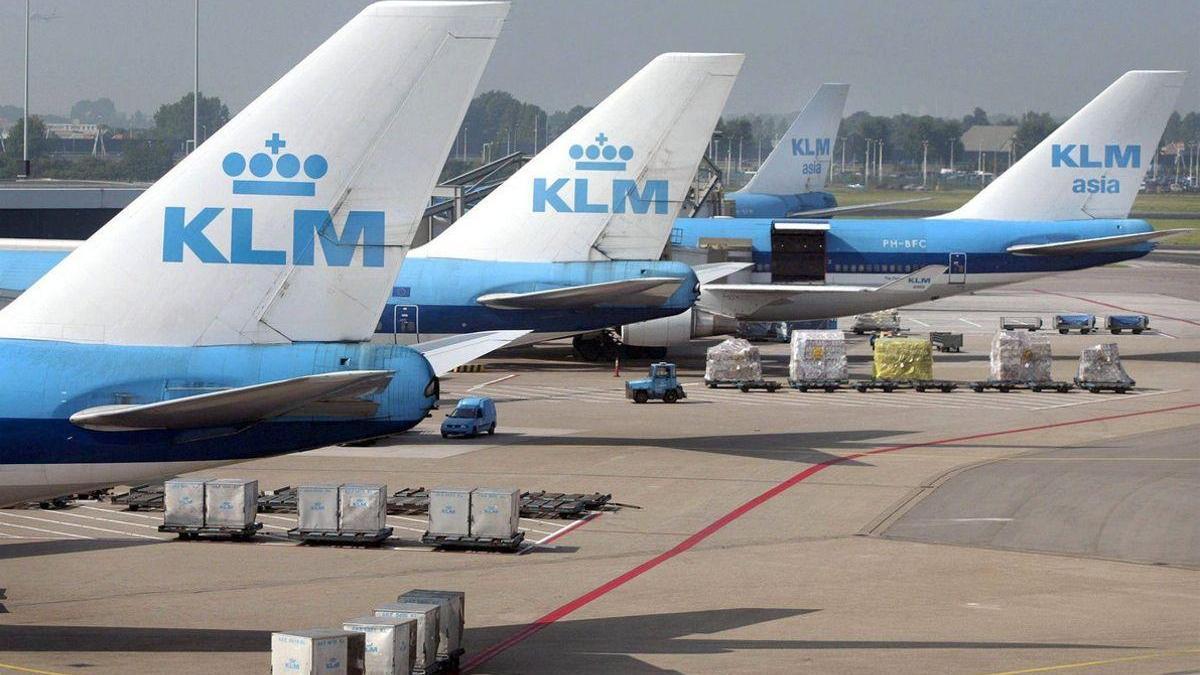 Air France-KLM cerró el 2020 con pérdidas por encima de los 7.000 millones