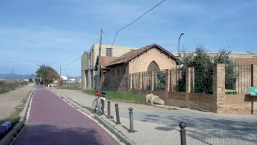 La Vía Verde Xurra, Valencia - Puçol