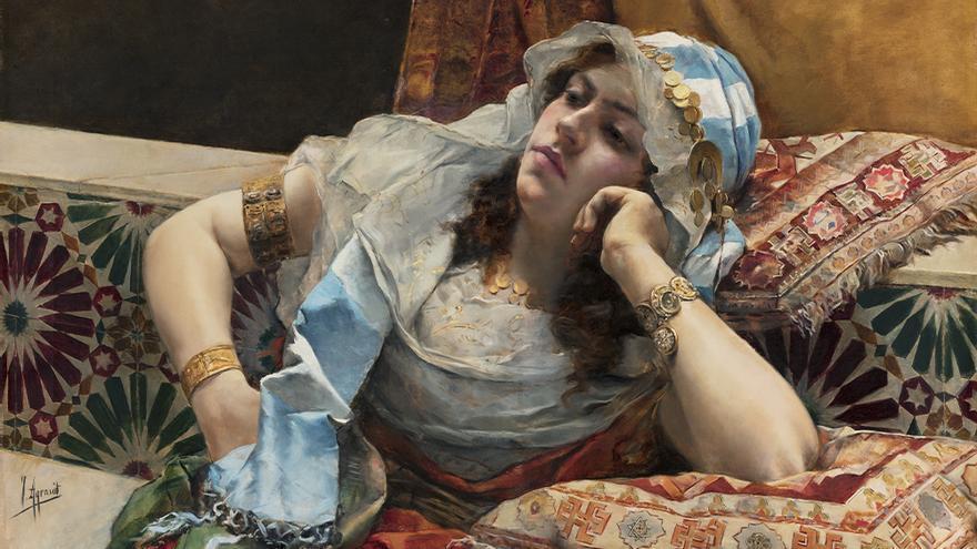 «Joaquim Agrasot. Un pintor internacional»