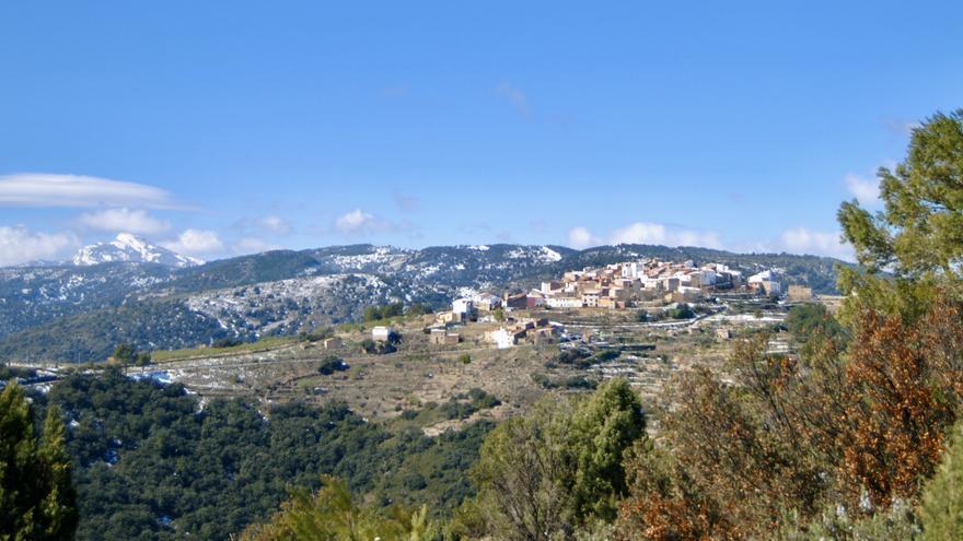 Benafigos, pueblo de montaña junto al Montlleó