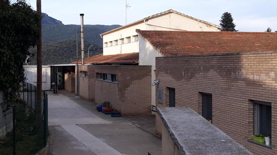 L'adjudicatari renuncia a ampliar l'escola de Santa Pau