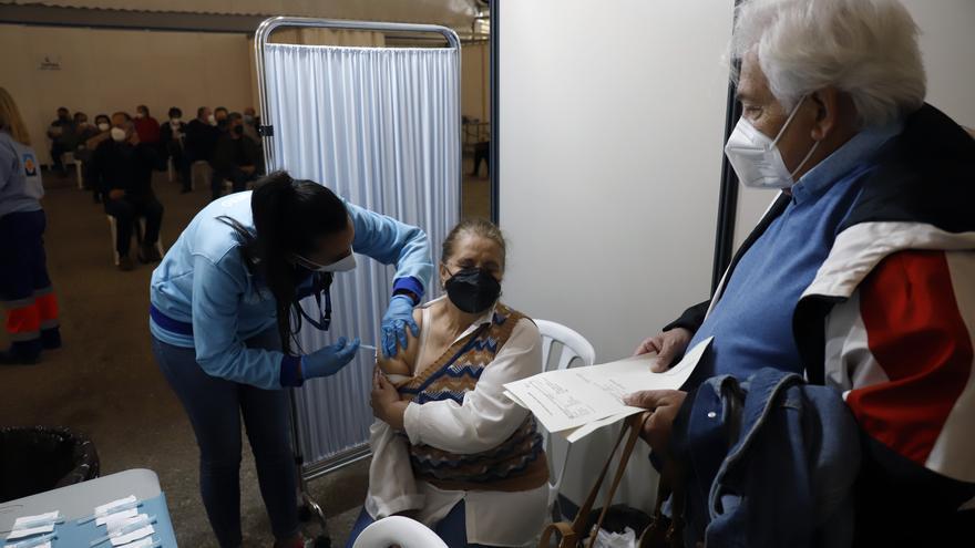Más de 100.000 malagueños ya están inmunizados frente al Covid-19