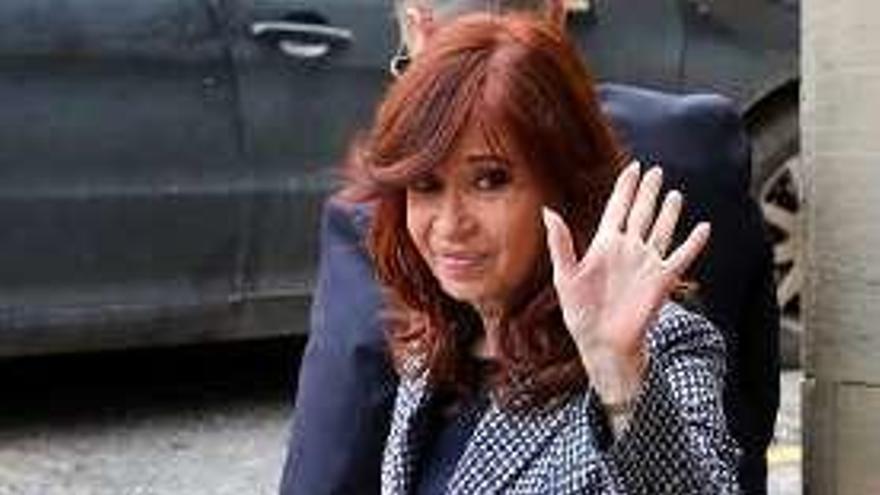 Cristina Fernández Kirchner evita la prisión preventiva por su condición de aforada