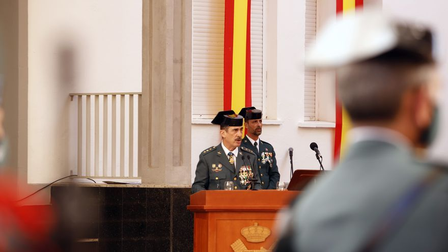 Antonio Rodríguez-Medel asciende a general de brigada y deja la Comandancia de Málaga