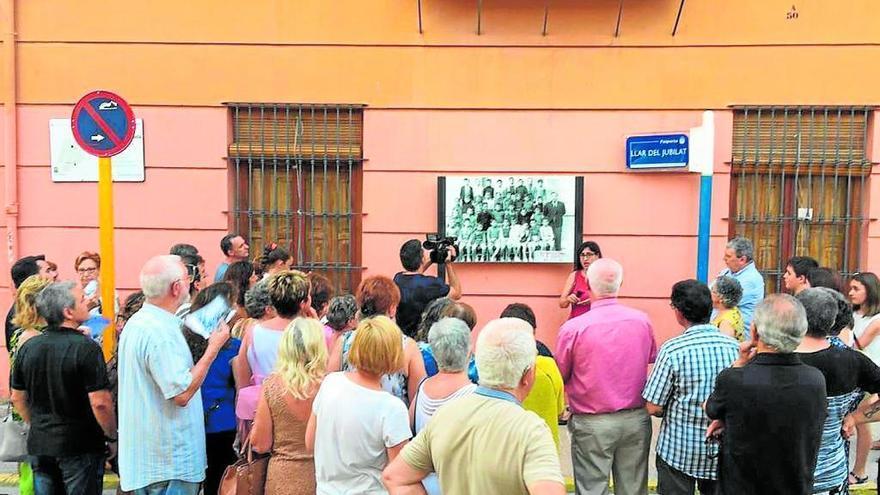 El museu ix al carrer en les festes de Paiporta