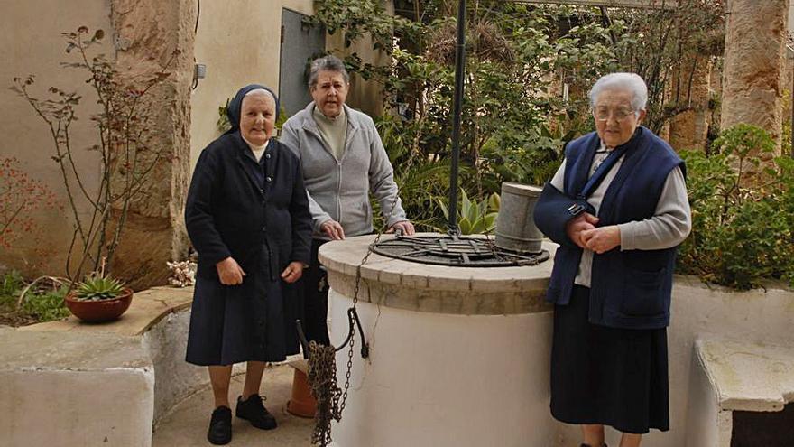 Las franciscanas dejan Pòrtol 118 años después