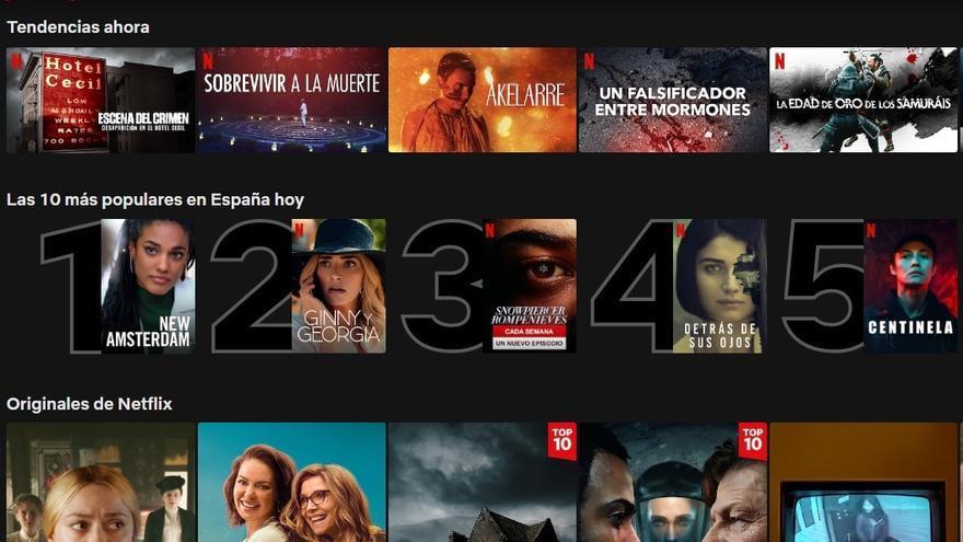 Netflix gana un 141% más, pero frena su crecimiento en el número de suscriptores
