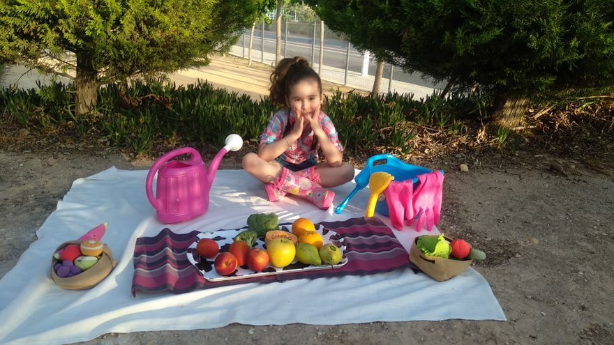 Nutriman, el nuevo proyecto del CEIP Clara Campoamor