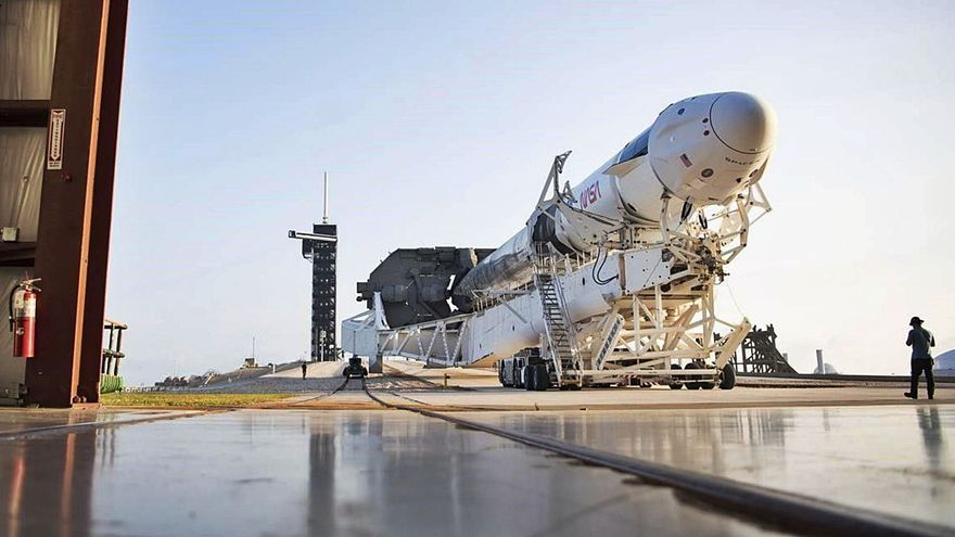 Netflix retransmitirá la nueva misión de la Nasa con Space X