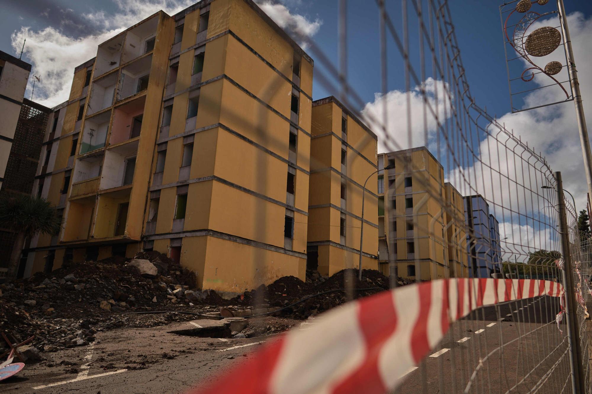 Las Chumberas atisba su demolición