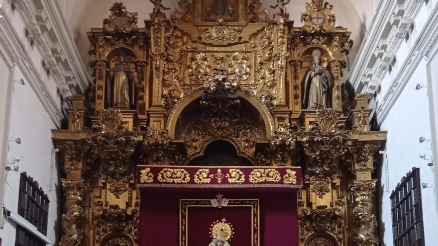 Tres procesiones saldrán a la calle este fin de semana en Córdoba