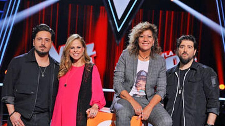 La nueva temporada de 'La Voz Senior' aterrizará en Antena 3 el próximo jueves