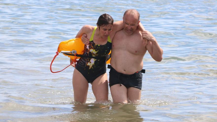 Els socorristes de la Costa Brava disposen des d'aquest estiu d'un nou dispositiu de rescat