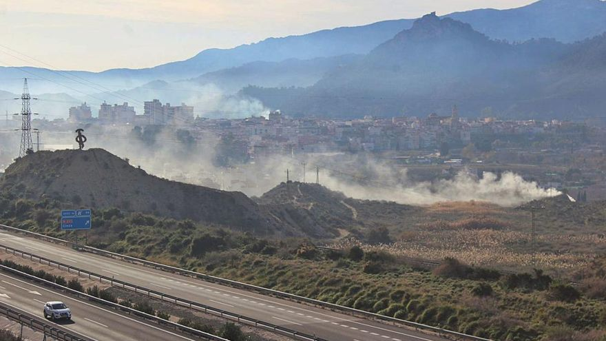 La Consejería controlará 'in situ' las quemas agrícolas por plagas