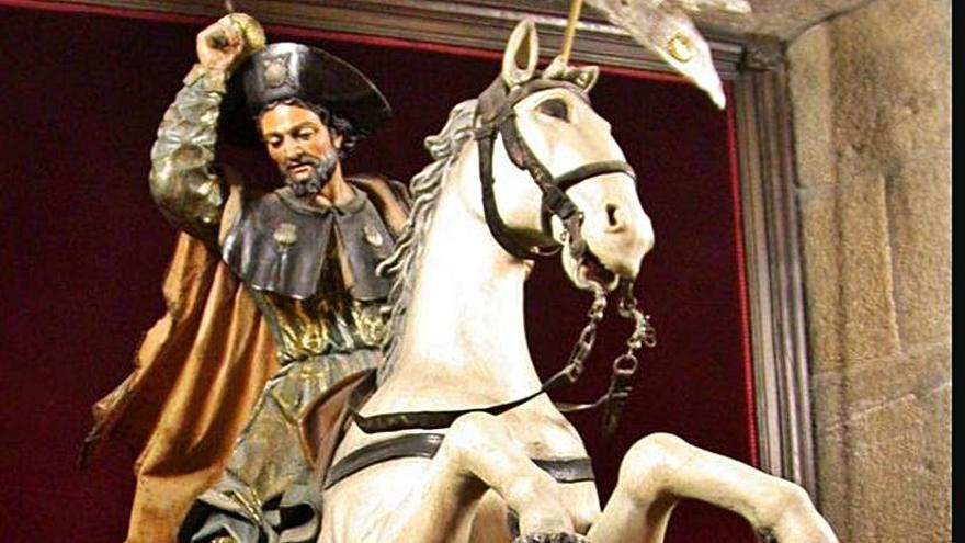 Honor a Teodomiro en Santiago