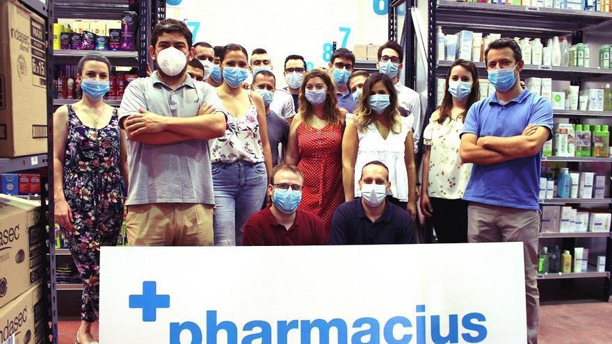 Pharmacius.com traslada su sede a Málaga para impulsar su crecimiento