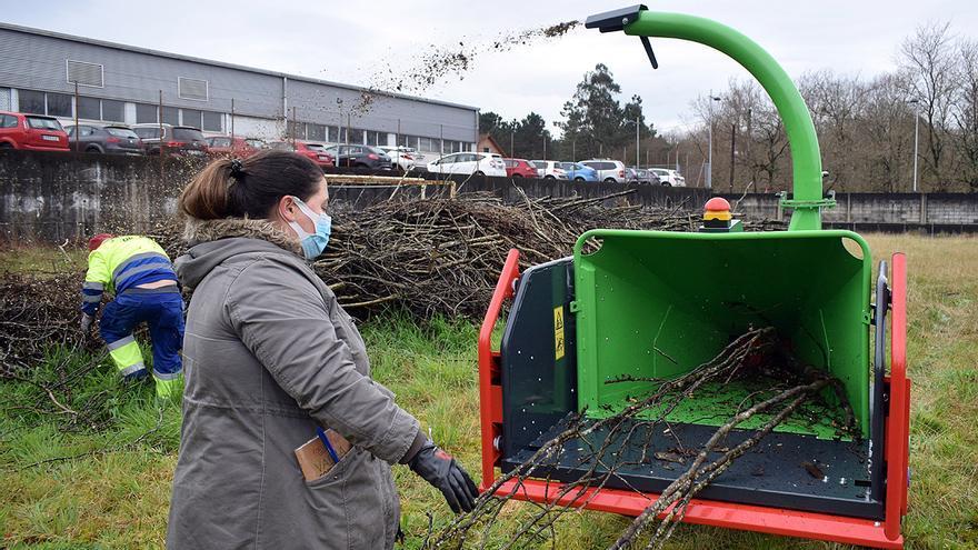 O Grove y Valga redoblan esfuerzos para implementar sus planes de compostaje