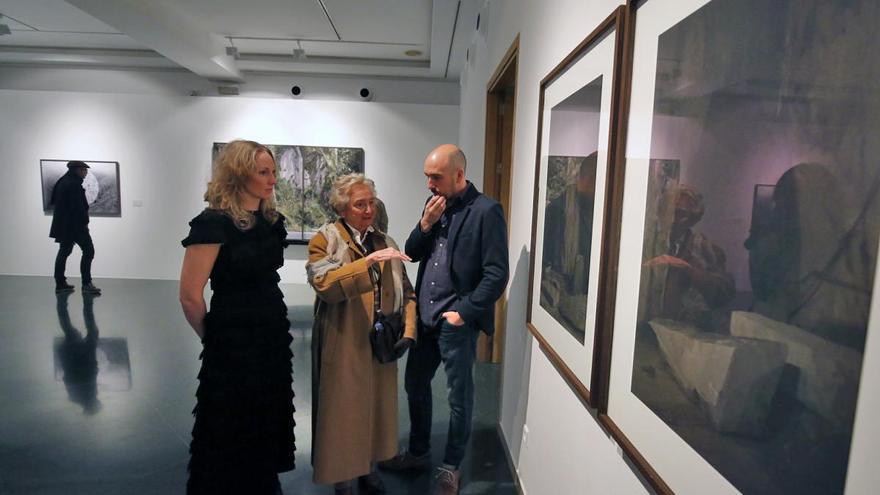 La Bienal Pilar Citoler muestra la obra de José Guerrero y Erica Nyholm