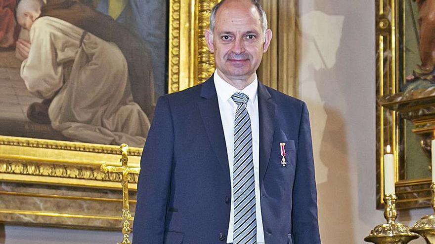 """El grovense Víctor Otero, distinguido como embajador de la """"Marca Ejército"""""""