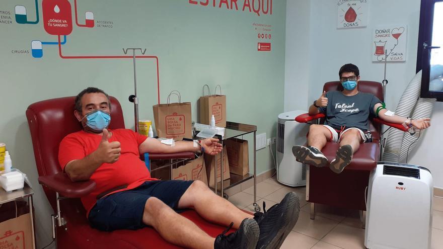 El ICHH anima a la población a retomar la rutina en la donación de sangre