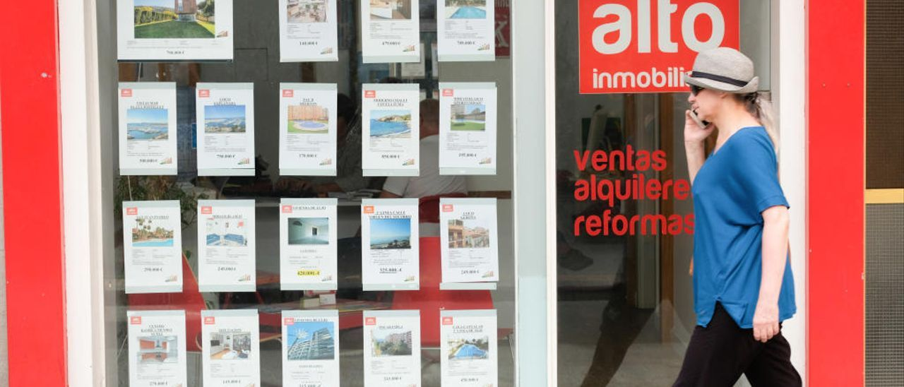 El Brexit agrava la caída de la venta de viviendas en la provincia