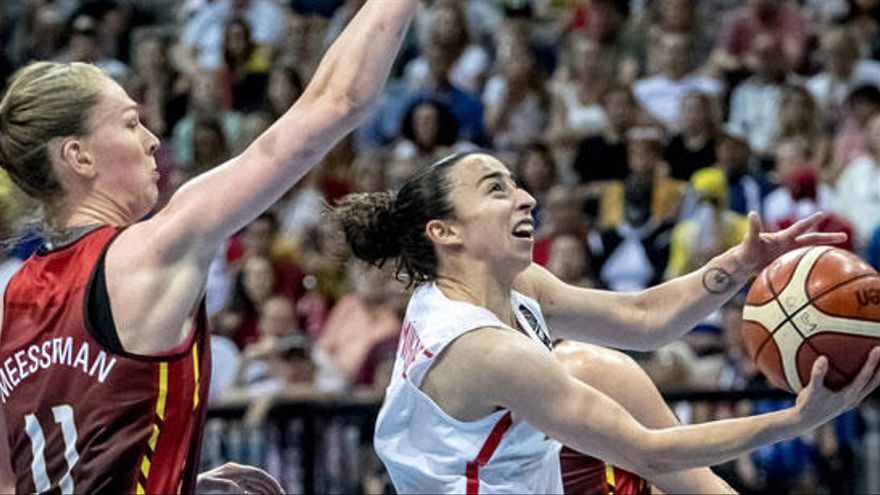 España, a su cuarta final en cinco años al ganar a Bélgica