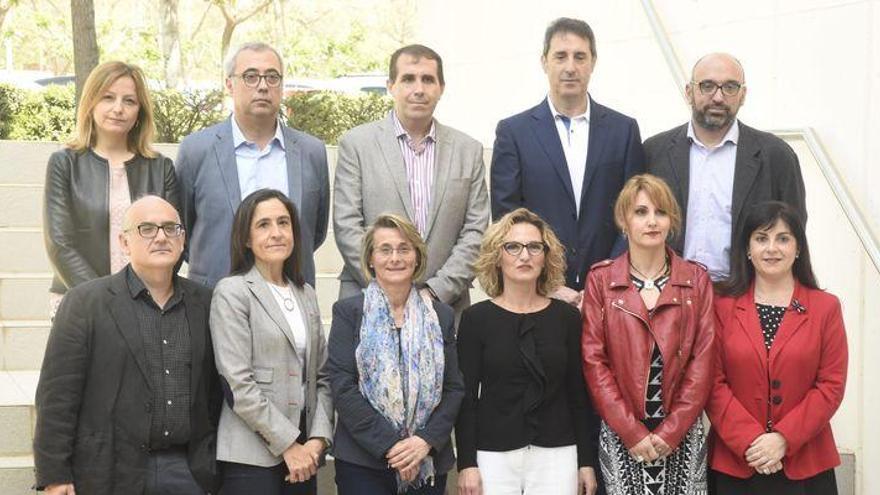 Alcón no impondrá el requisito lingüístico del valenciano en los grados de la Jaume I
