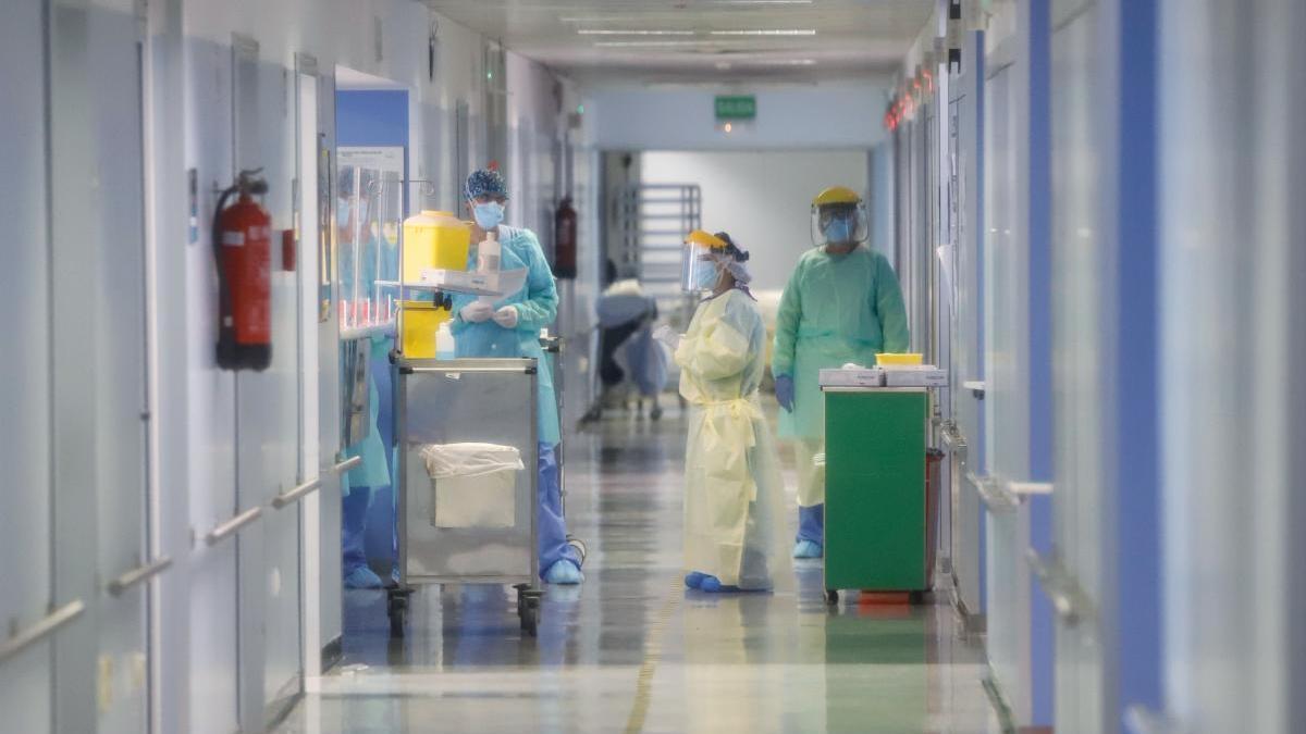 Dos hombres de Murcia y Totana, nuevas víctimas mortales del coronavirus en la Región