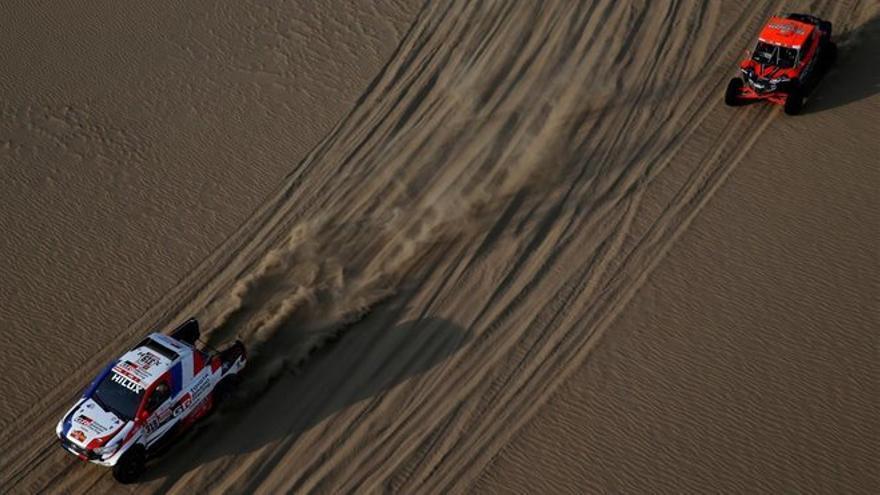 El Dakar se disputará en Arabia Saudí tras 10 ediciones sudamericanas