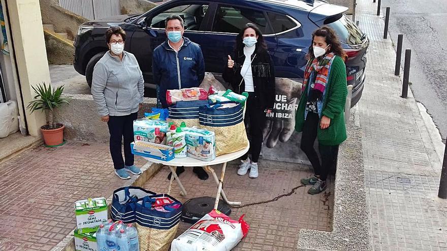 Ayuda con acento suizo para quienes lo necesitan en Vila